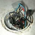 Stromverbindungen