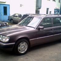 Mercedes Benz W124 T-Model