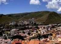 Panorama La Gomera