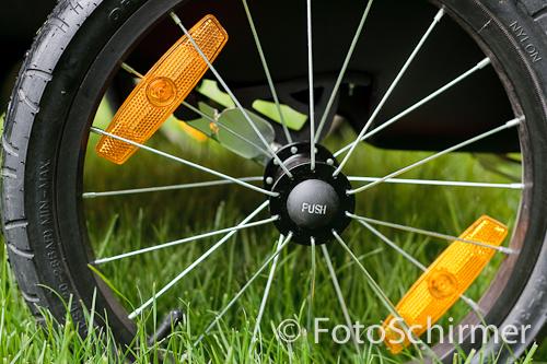 Burley Cup Reifen
