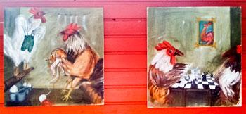 Hühnerhaus Bilder
