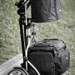 Foto-Trolley für längere Foto-Einsätze