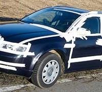 AUDI A4 Avant ... Erlkönig