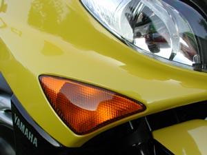 TMAX500 Blinker