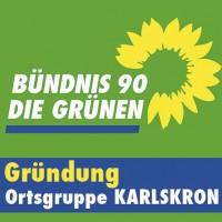 Gründung GRÜNE Ortsgruppe Karlskron