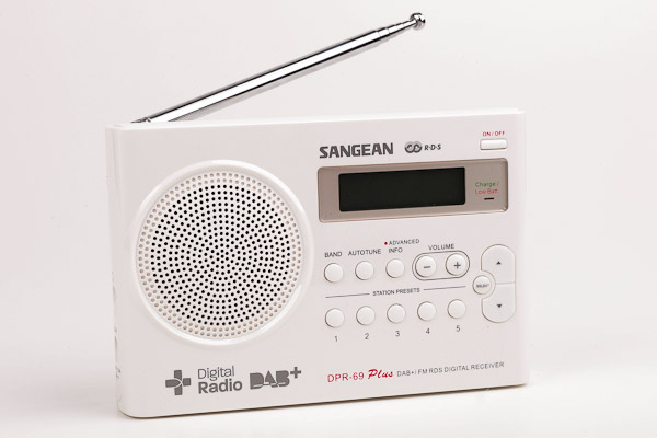 DAB+ SANGEAN DPR-69