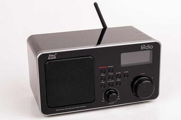 Internet Radio IPdio von dnt WLAN