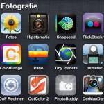 Apps für Fotografie auf dem iPhone und iPad