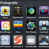 iPhone und iPad Apps