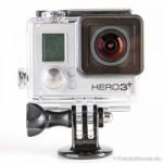 Kameratest mit GoPro Canon und iPhone