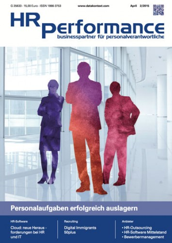 HR Performance Cover 02/2015