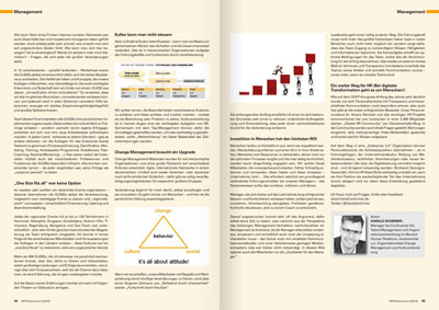 HR Performance Artikel Schirmer 44/45