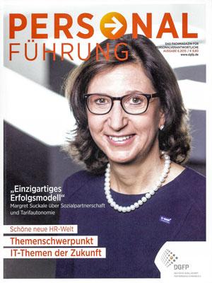 Fachmagazin Personalführung 6/2015