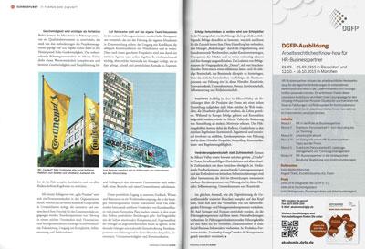 Fachmagazin Personalführung 6/2015 Seite 52/53