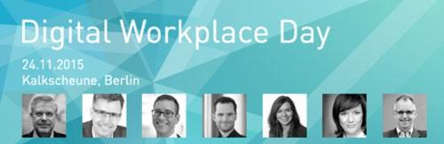 Digital Workplace Day - Berlin