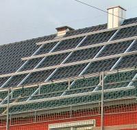 Siko Solar Gestell