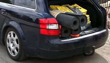 Carport Material