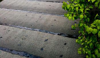 Carport Dach abdichten