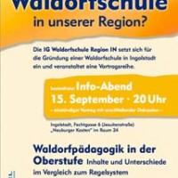 Waldorfschule Vortrag