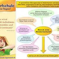 Waldorfschule Ingolstadt Flyer