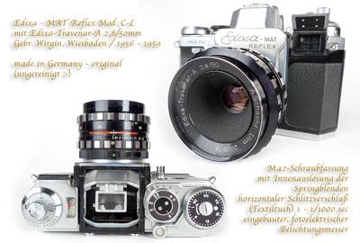 Edixa -MAT Reflex Mod. C-L