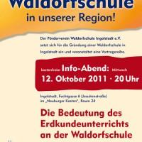 Waldorfschule Vortrag Erdkunde