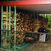 Carport Holzlege