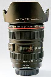 Standard Objektiv Canon 24-105mm f4