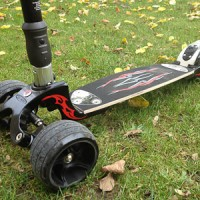 micro KickBoard - stabil, leicht macht Spass