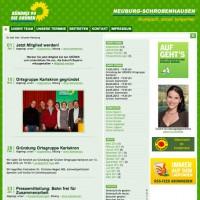 Grüne online