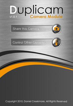iphone App DupliCam