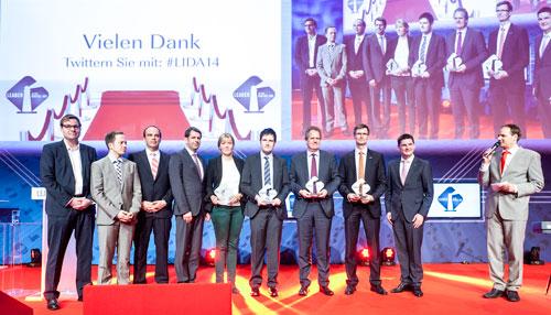 LIDA Award 2014