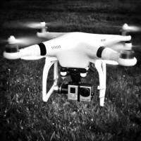 Drohne Phantom 2 mit GoPro