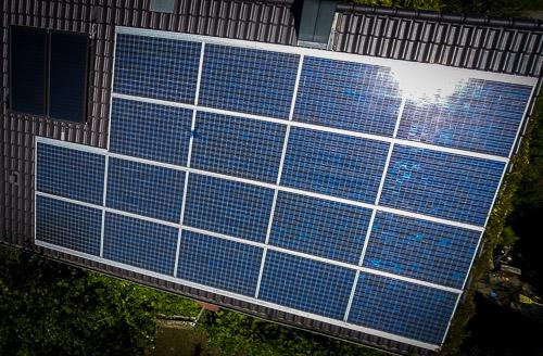 Meine Photovoltaikanlage
