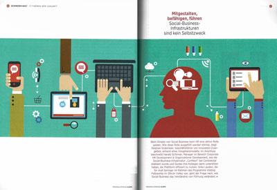 Fachmagazin Personalführung 6/2015 Seite 46/47