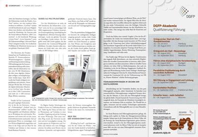 Fachmagazin Personalführung 6/2015 Seite 50/51