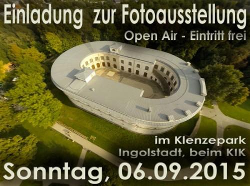 Einladung zur Jahres-Foto-Ausstellung