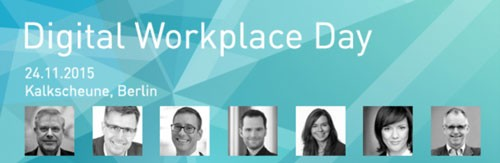 Digital Workplace Day - Berlin